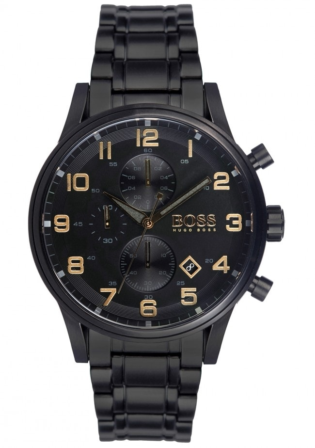 Hugo Boss Black  Aeroliner Chrono 1513275