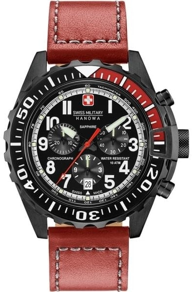 Swiss Military Hanowa Touchdown Chrono 06-4304.13.007