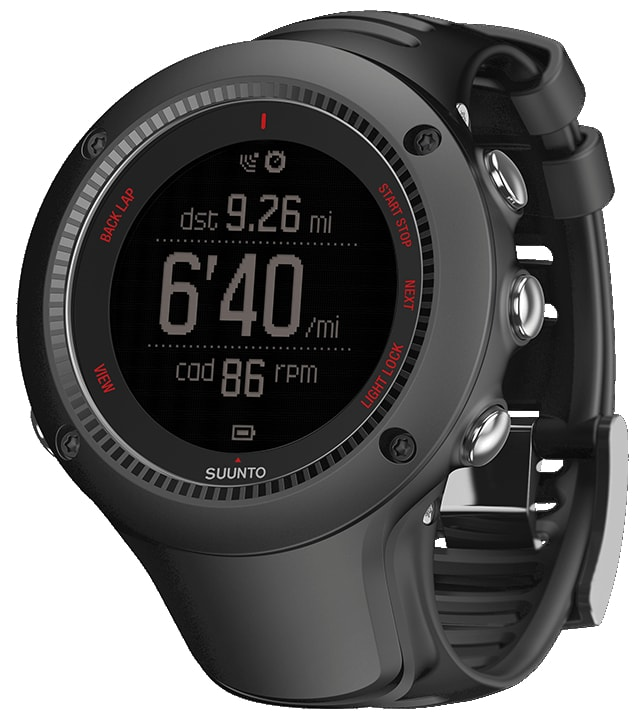 Suunto AMBIT3 RUN Black HR SS021257000