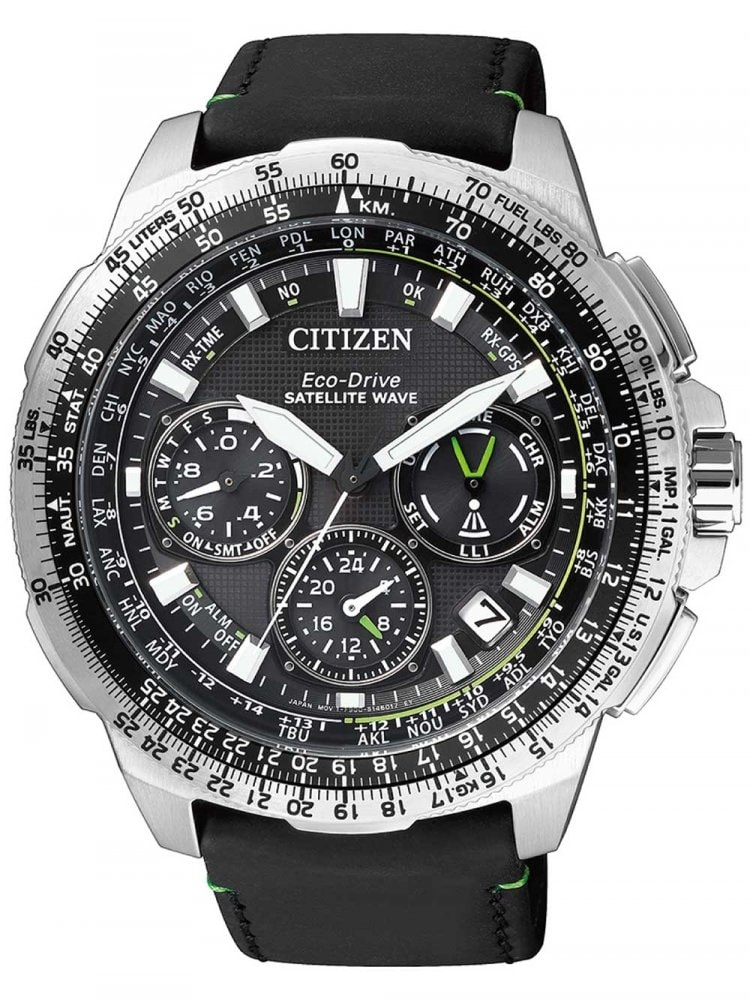 Citizen Eco-Drive Satellite Wave GPS CC9030-00E