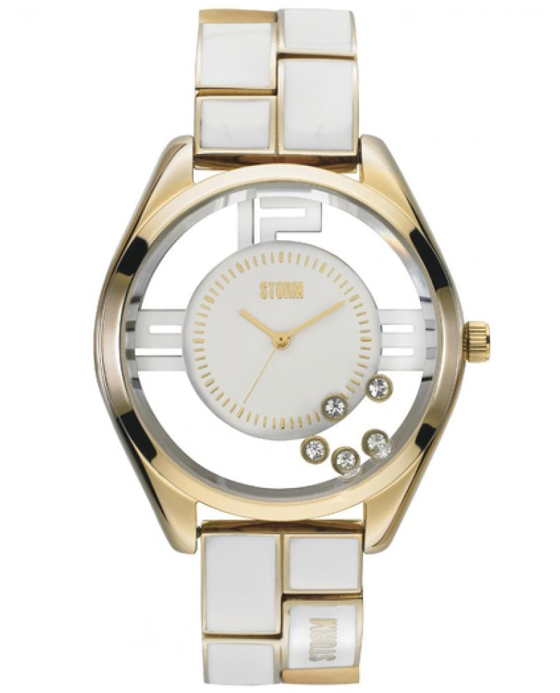 Storm Pizaz Gold-White 47042-GD-W