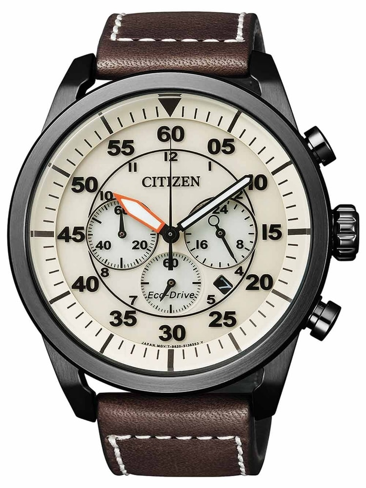Citizen Eco-Drive Chrono CA4215-04W