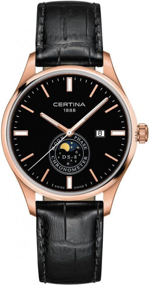 Certina Urban  DS-8 Moon Phase C033.457.36.051.00