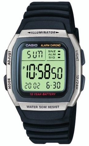 Casio Sports Leisure W-96H-1AVES