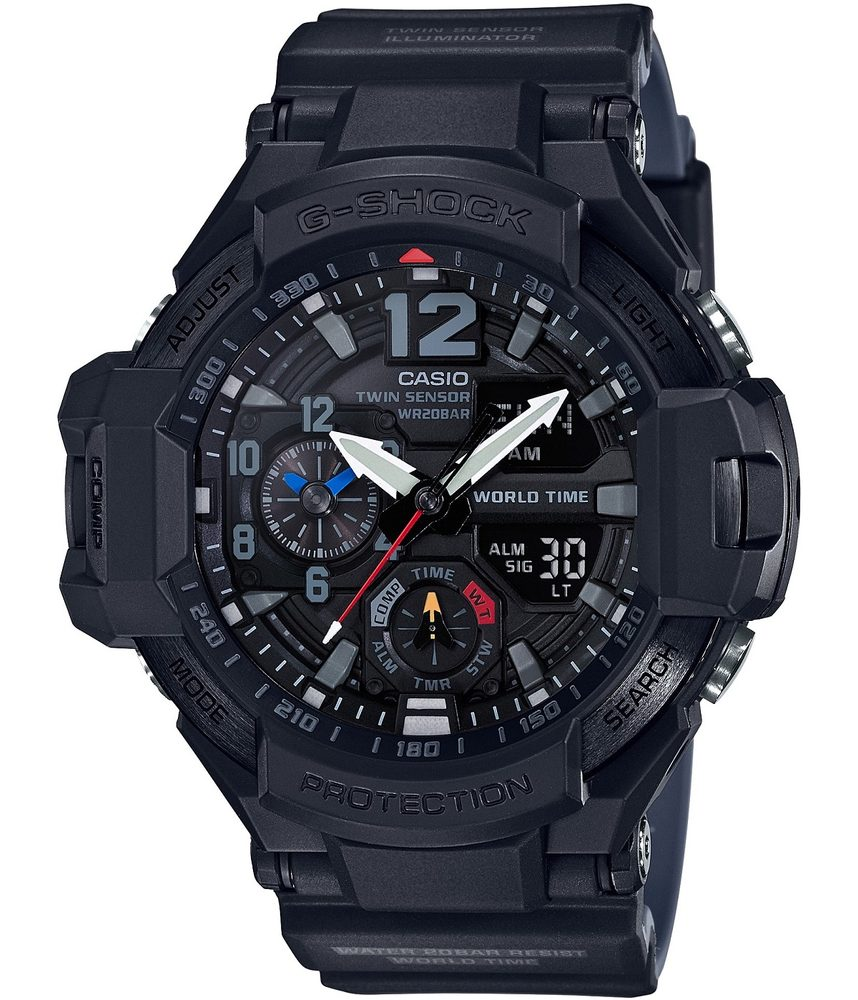 Casio G-Shock GA-1100-1A1DR