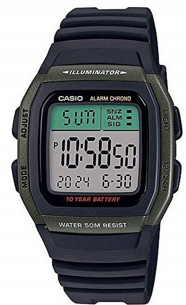 Casio Youth W-96H-3AVDF
