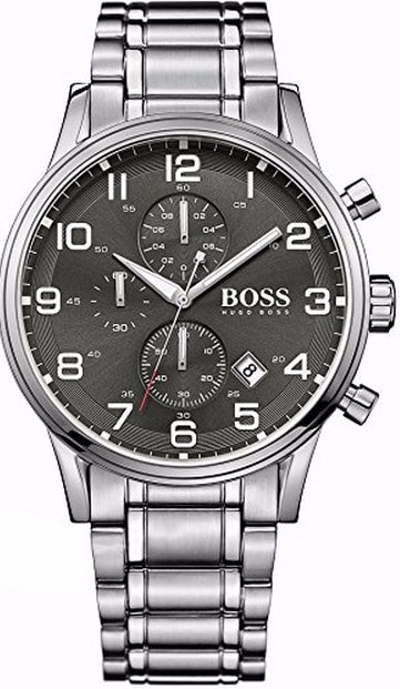 Hugo Boss Black Contemporary Sports Aeroliner Chrono 1513181