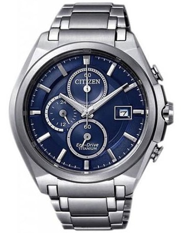 Citizen Super Titanium-Chrono CA0350-51M
