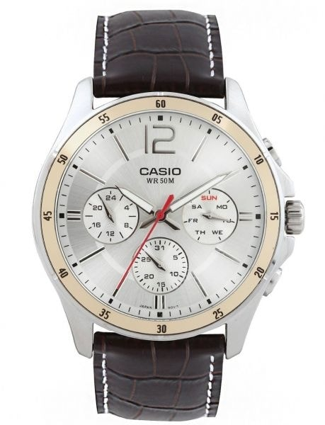 Casio Enticer Chronograph MTP-1374L-7AVDF