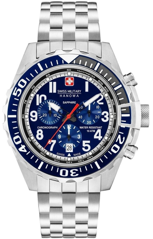 Swiss Military Hanowa Touchdown Chrono 06-5304.04.003