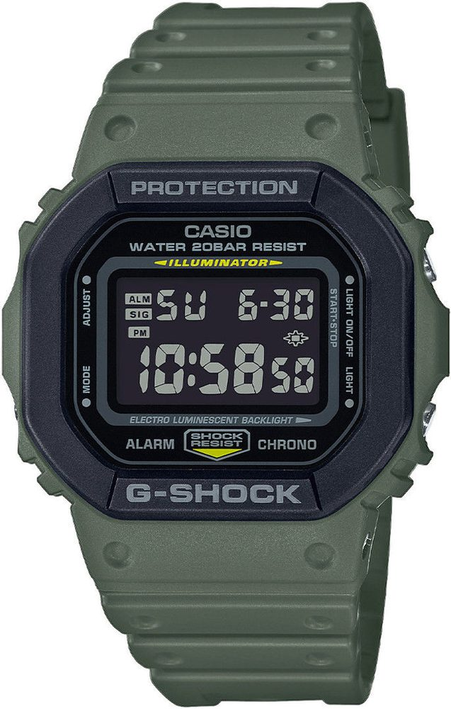 Casio G-Shock Original DW-5610SU-3ER