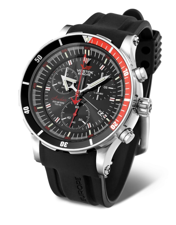 Vostok Europe Anchar Chrono 6S30-5105201S