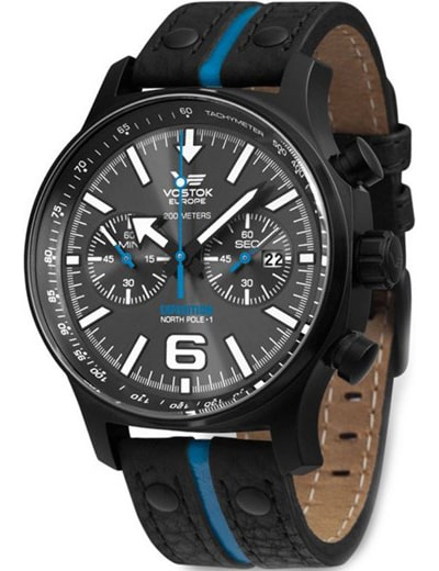 Vostok Europe Expedition -NORTH POLE-1- Chrono 6S21-5954198