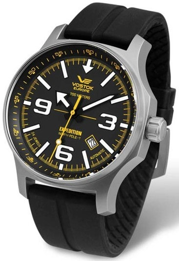 Vostok Europe Expedition -NORTH POLE-1- Automatic NH35-5955196S