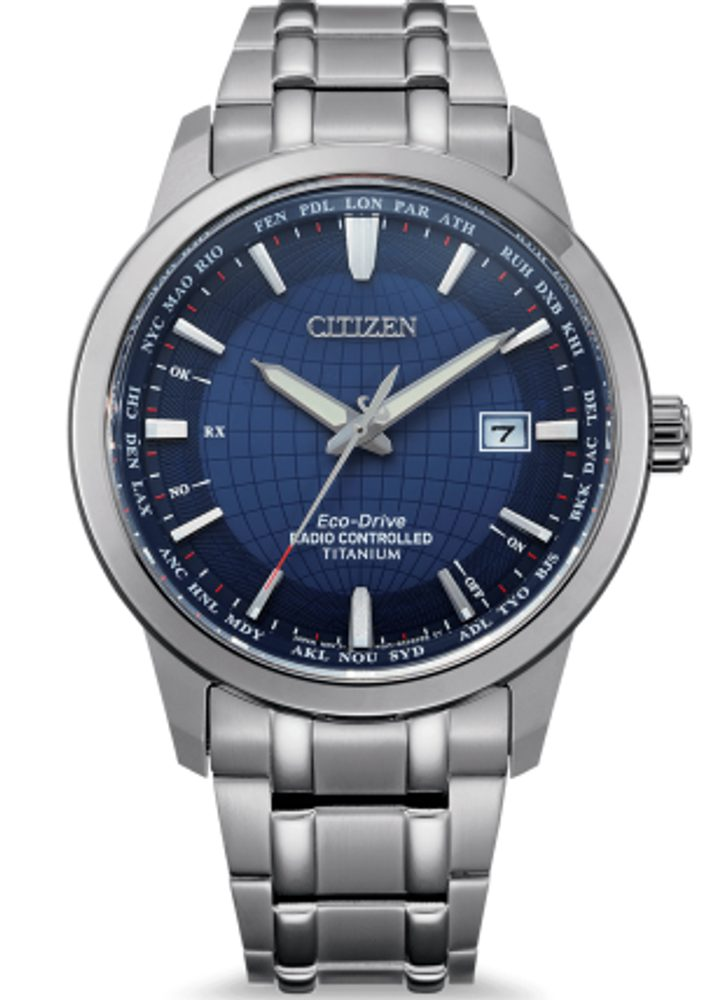 Citizen Radio Controlled CB0190-84L