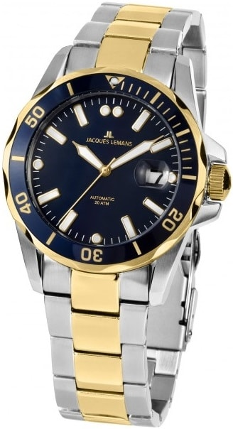 Jacques Lemans Liverpool Diver Automatic 1-2014F