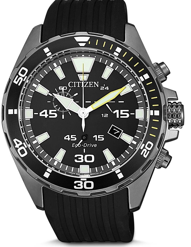 Citien Eco-Drive Chronograph AT2437-13E