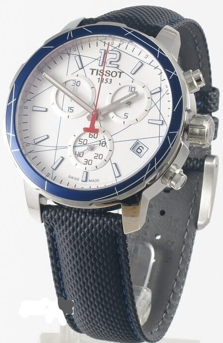 Tissot Quickster Hockey Sur Glace T095.417.17.037.00