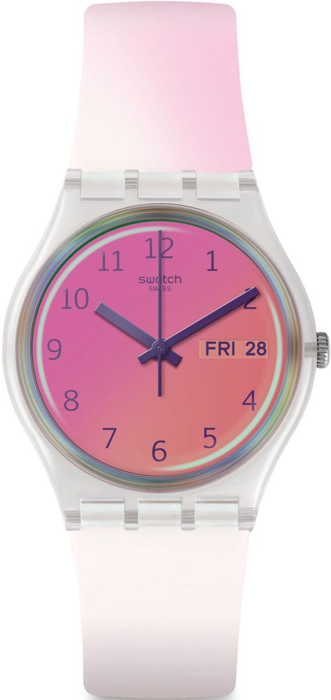 Swatch Ultrafuchsia GE719