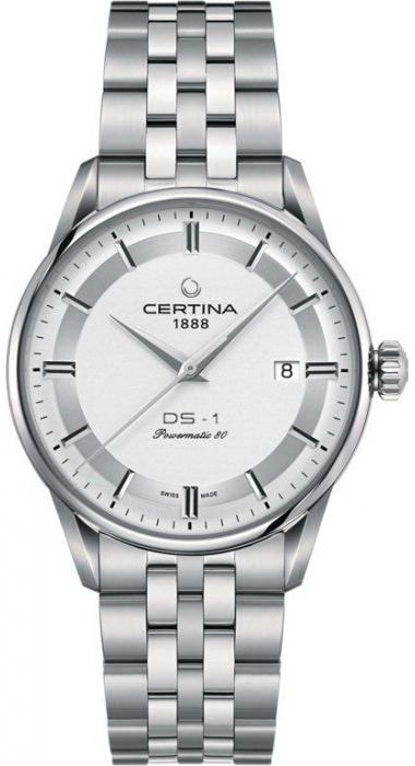 Certina DS-1 Gent Powermatic 80 Himalaya C029.807.11.031.60