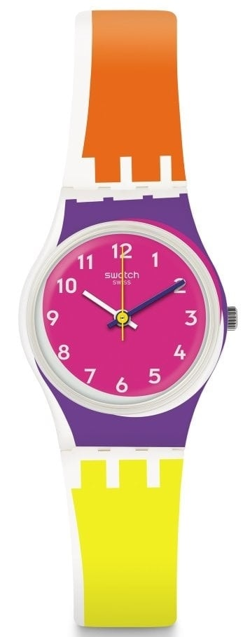 Swatch Sun Through LW165