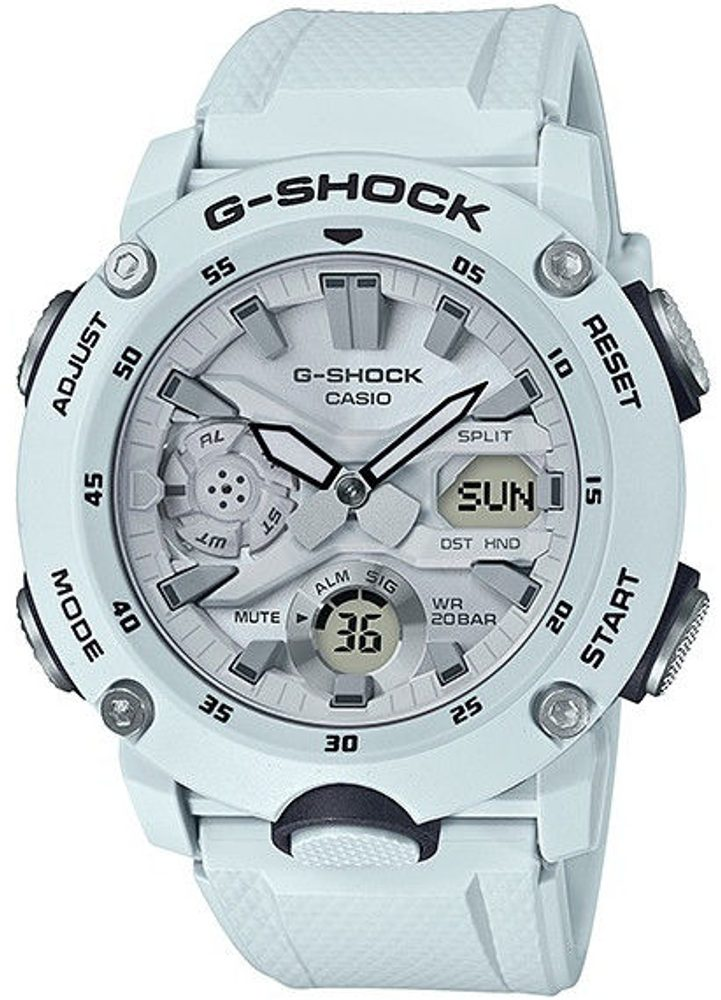 Casio G-Shock Carbon Core Guard GA-2000S-7AER