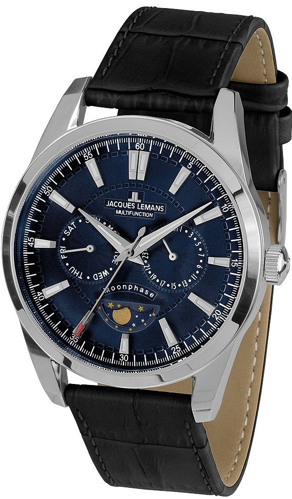 Jacques Lemans Liverpool Moonphase 1-1901B