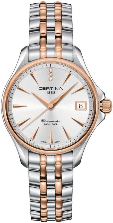 Certina Aqua  DS Action Lady Diamonds C032.051.22.036.00