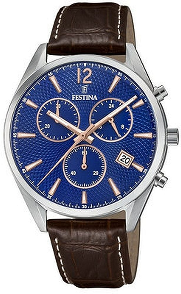 Festina Timeless Chronogram 6860-6