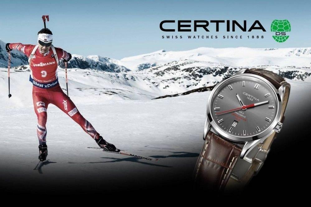 8225678fb Certina DS-2 Precidrive Limited Edition - C024.410.16.081.10 ...