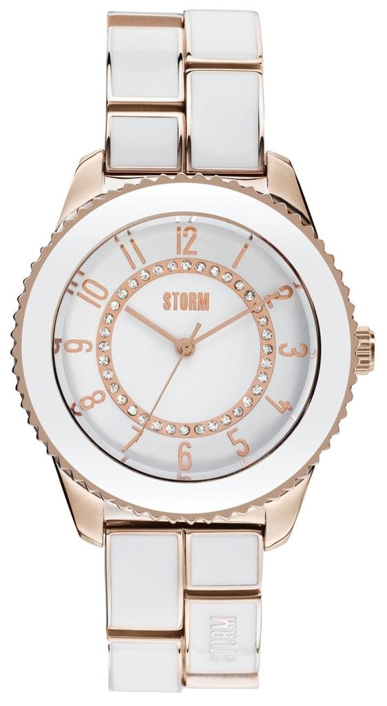 f1cd2a573 Storm Zarina Rose Gold - 47095/RG - TimeStore.cz