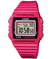 Hodinky Casio Collection Basic W-215H-4AVEF