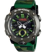 Hodinky Casio G-Shock Carbon Core Guard Gorillaz Limited Edition GA-2000GZ-3AER