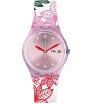Hodinky Swatch Summer Leaves GP702