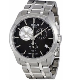 Hodinky Tissot Couturier GMT T035.439.11.051.00