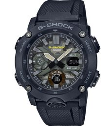 Hodinky Casio G-Shock Carbon Core Guard GA-2000SU-1AER