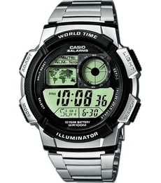 Hodinky Casio World Timer AE-1000WD-1AVEF