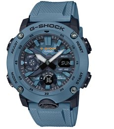 Hodinky Casio G-Shock Carbon Core Guard GA-2000SU-2ADR