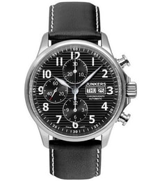 Hodinky Junkers Tante Ju Chronograph 6818-2