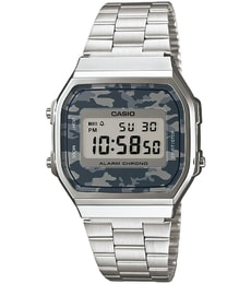 Hodinky Casio Retro Collection A168WEC-1EF
