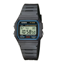 Hodinky Casio Collection Basic F-91W-1YEF