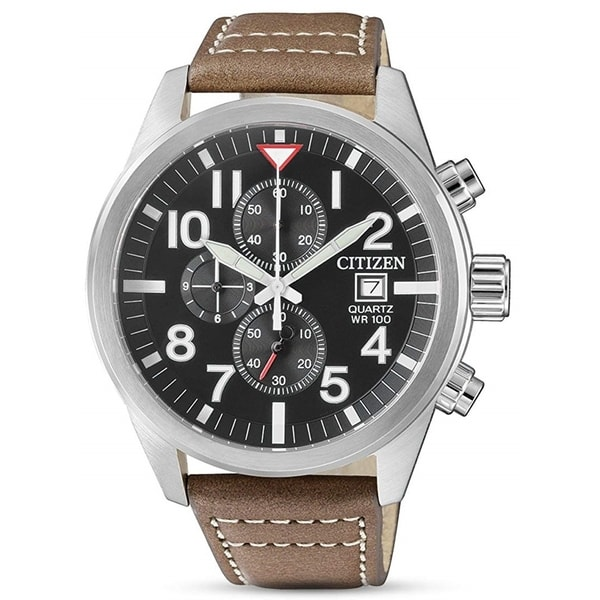 Citizen Quartz Chronograph