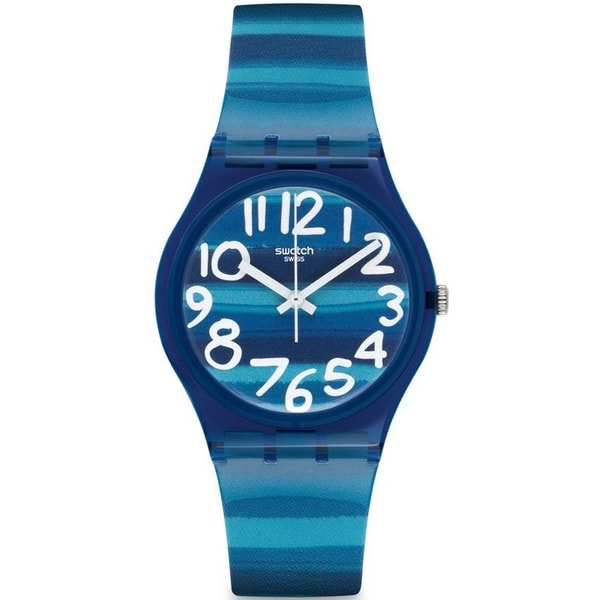 Swatch Linajola Blue