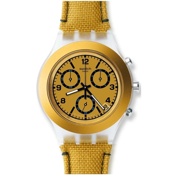 Swatch Mustardy Chronograph