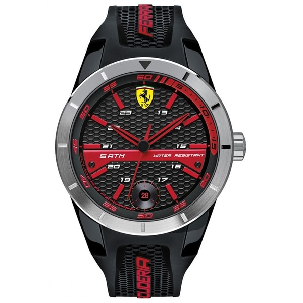 Scuderia Ferrari Red Rev