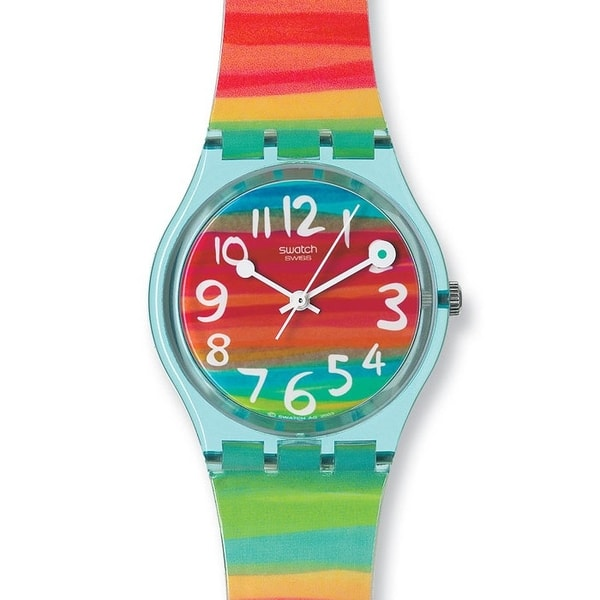 Swatch Colour The Sky