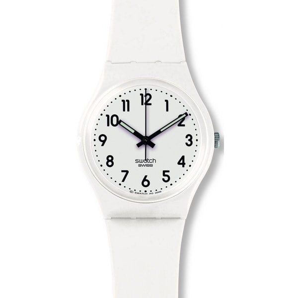 Swatch Just White Soft