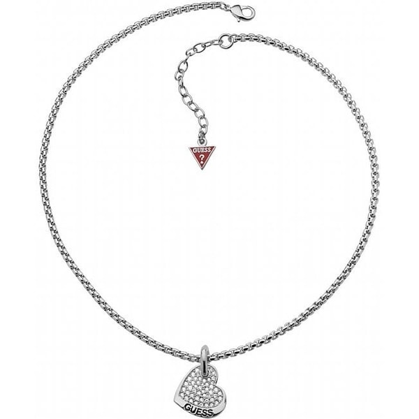 Guess Heart Silver