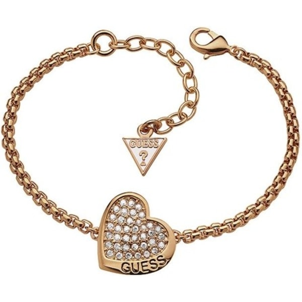 Guess Heart rose gold