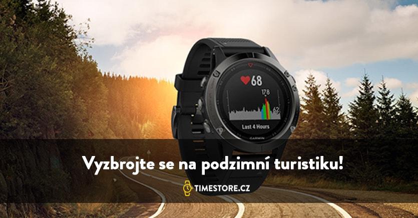 Které sportovní hodinky si vybrat na turistiku? - TimeStore.cz